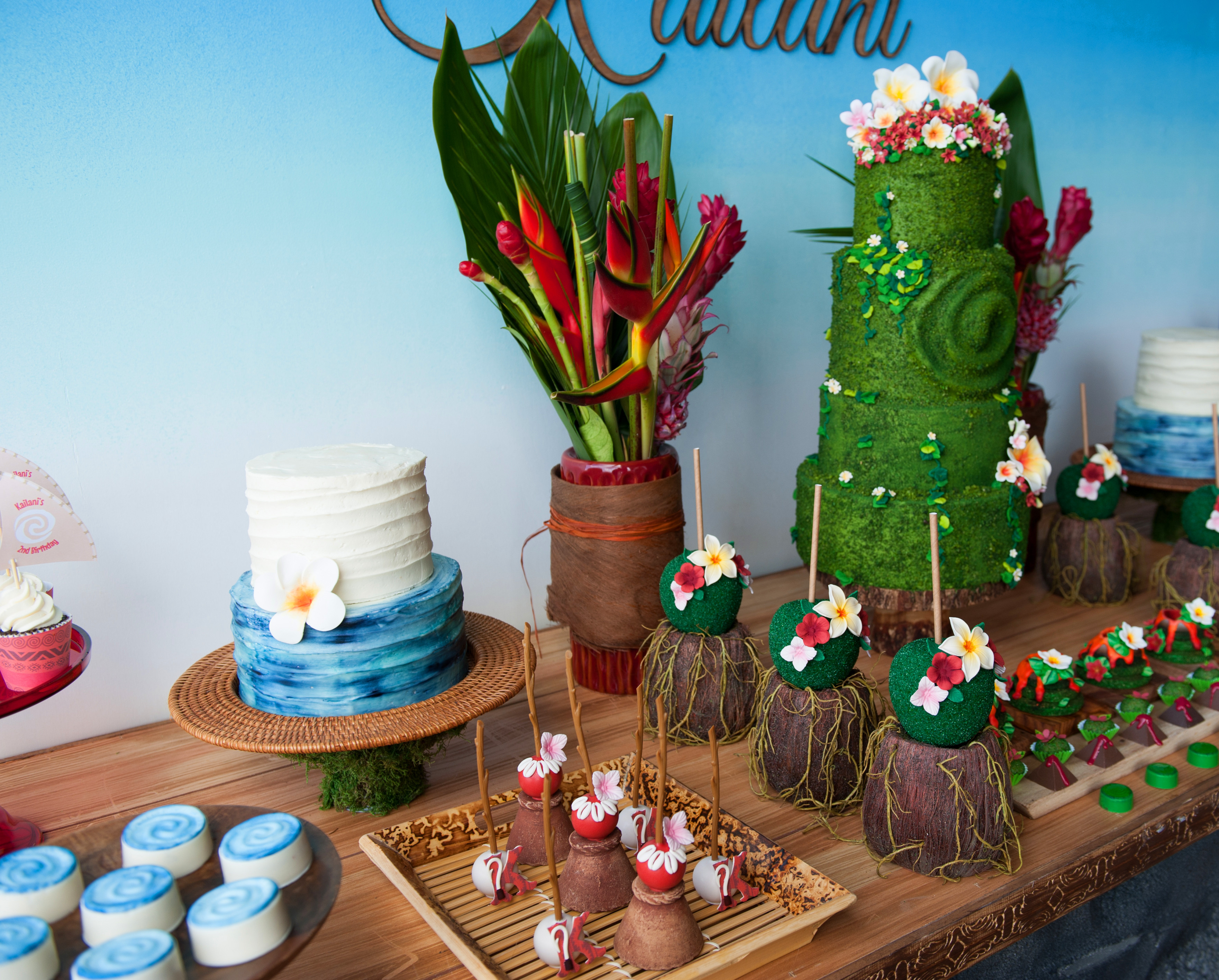 Best ideas about Moana Birthday Party . Save or Pin Moana Themed Birthday Party Now.