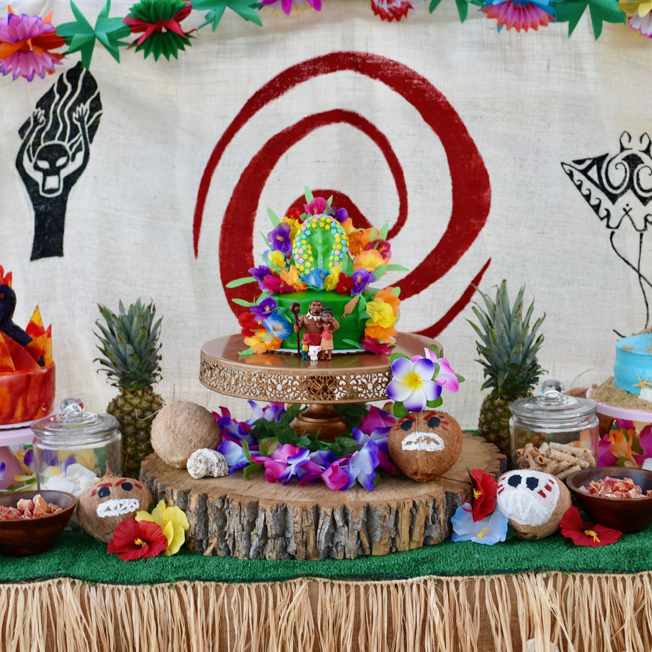 Best ideas about Moana Birthday Party Ideas . Save or Pin Moana Birthday Party with Incredible Details Make Life Now.