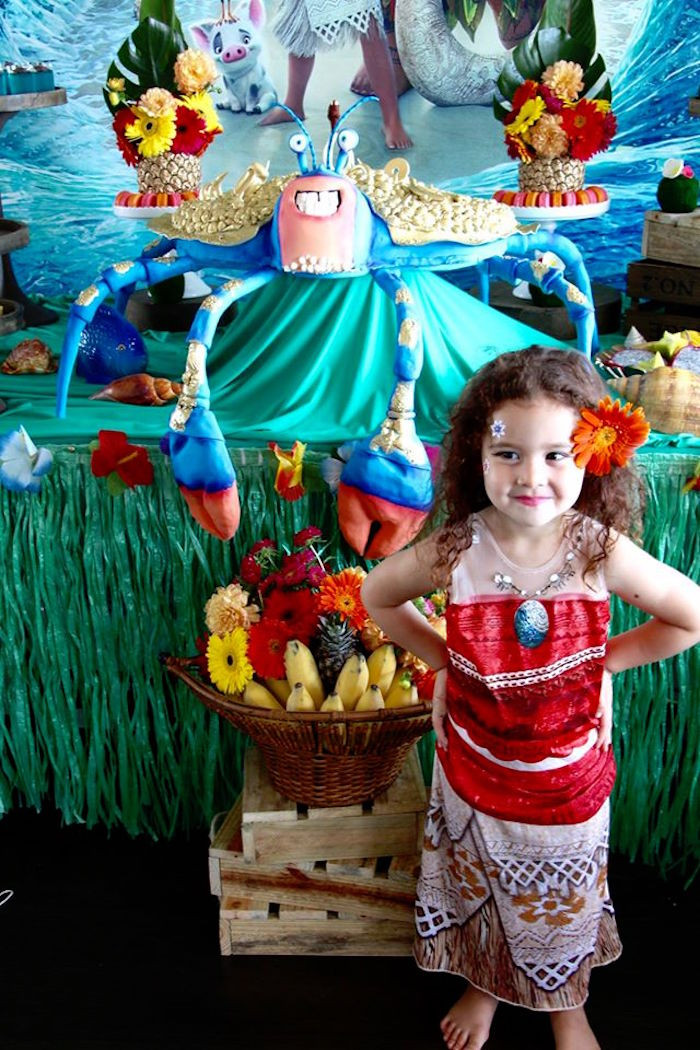 Best ideas about Moana Birthday Party Ideas . Save or Pin Kara s Party Ideas Moana Birthday Party Now.