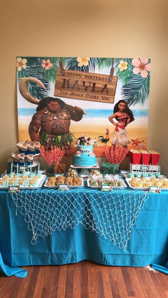 Best ideas about Moana Birthday Party Ideas . Save or Pin 303 best Moana Birthday Party Ideas images on Pinterest Now.