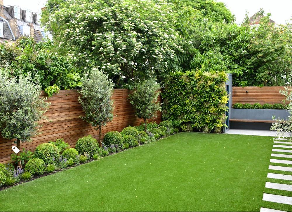Best ideas about Modern Backyard Ideas . Save or Pin Beautiful Modern Fence Design Ideas Now.