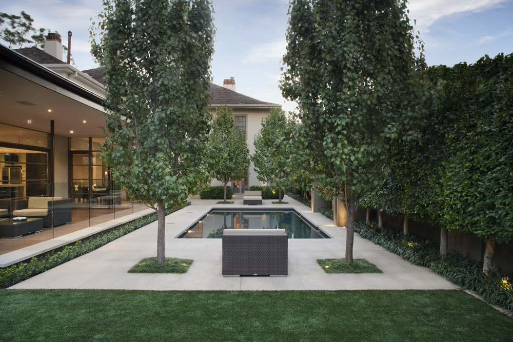 Best ideas about Modern Backyard Ideas . Save or Pin 16 Delightful Modern Landscape Ideas That Will Update Your Now.