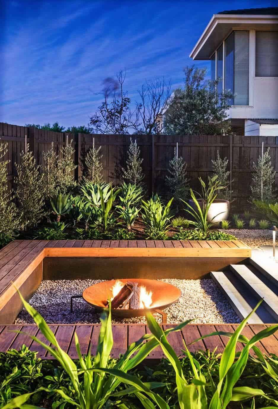 Best ideas about Modern Backyard Ideas . Save or Pin 35 Modern outdoor patio designs that will blow your mind Now.