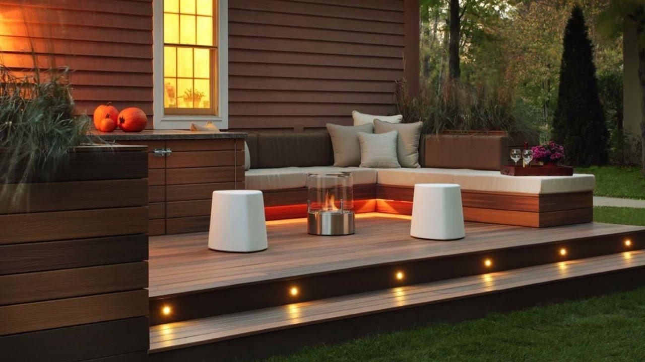 Best ideas about Modern Backyard Ideas . Save or Pin Bud Friendly Patio Design Ideas Now.