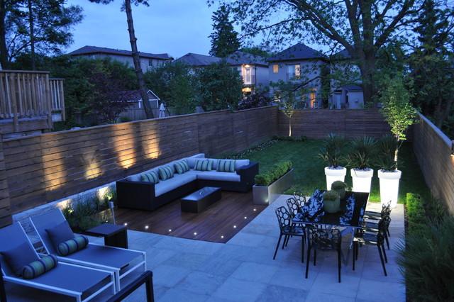 Best ideas about Modern Backyard Ideas . Save or Pin Modern Toronto Backyard Now.
