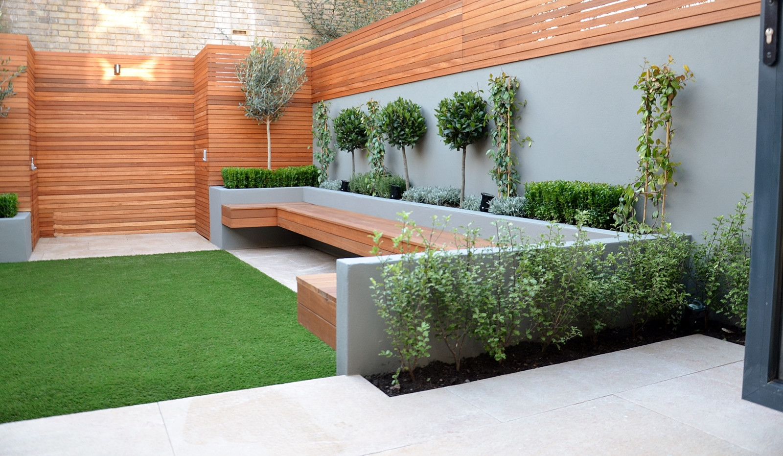 Best ideas about Modern Backyard Ideas . Save or Pin clapham and London garden design 2015 Now.