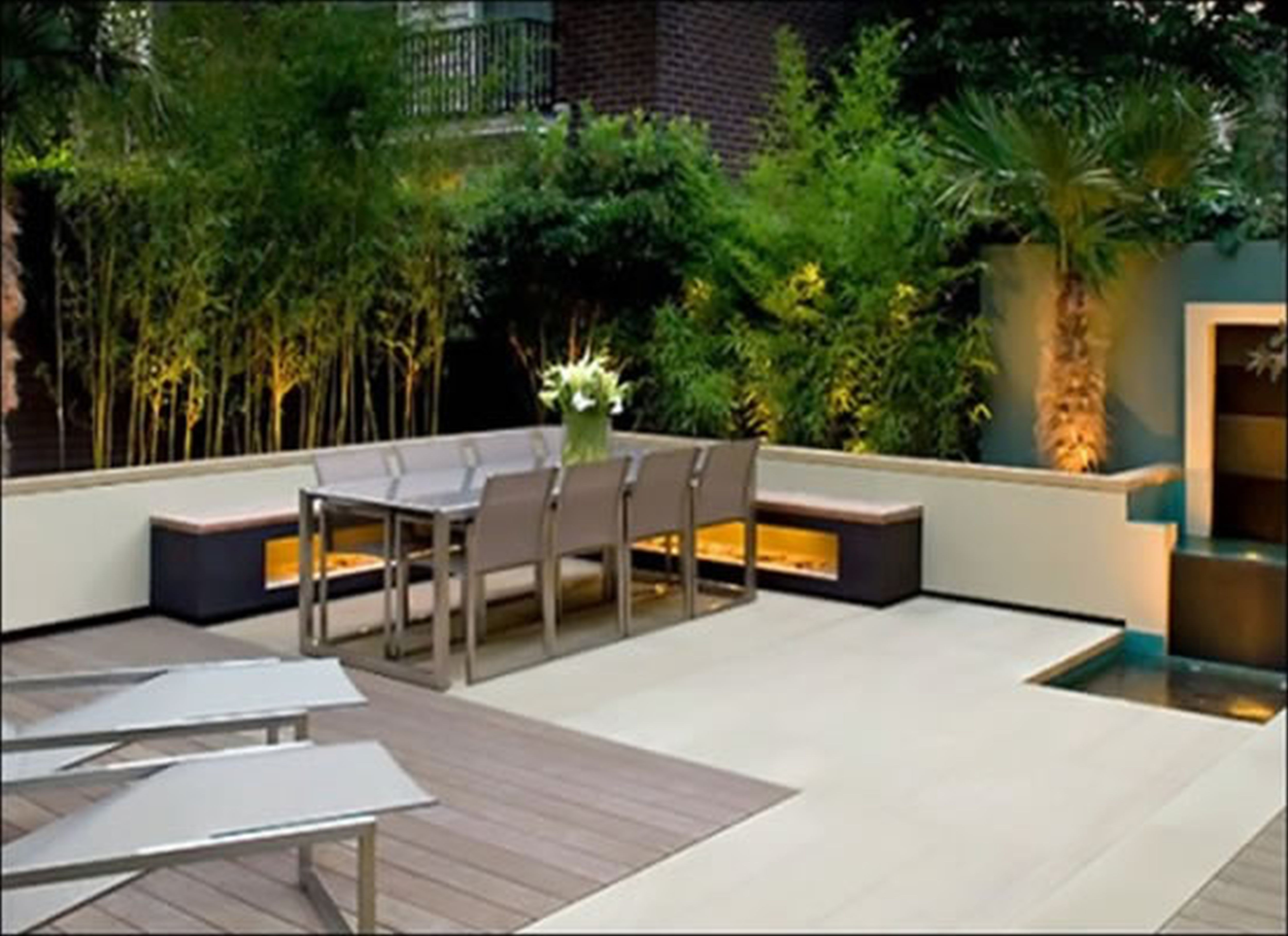 Best ideas about Modern Backyard Ideas . Save or Pin How to create a Magnificent private backyard Now.