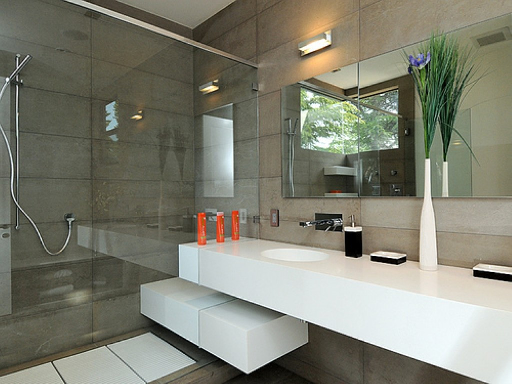 Best ideas about Modern Bathroom Ideas . Save or Pin 35 Best Modern Bathroom Design Ideas Now.