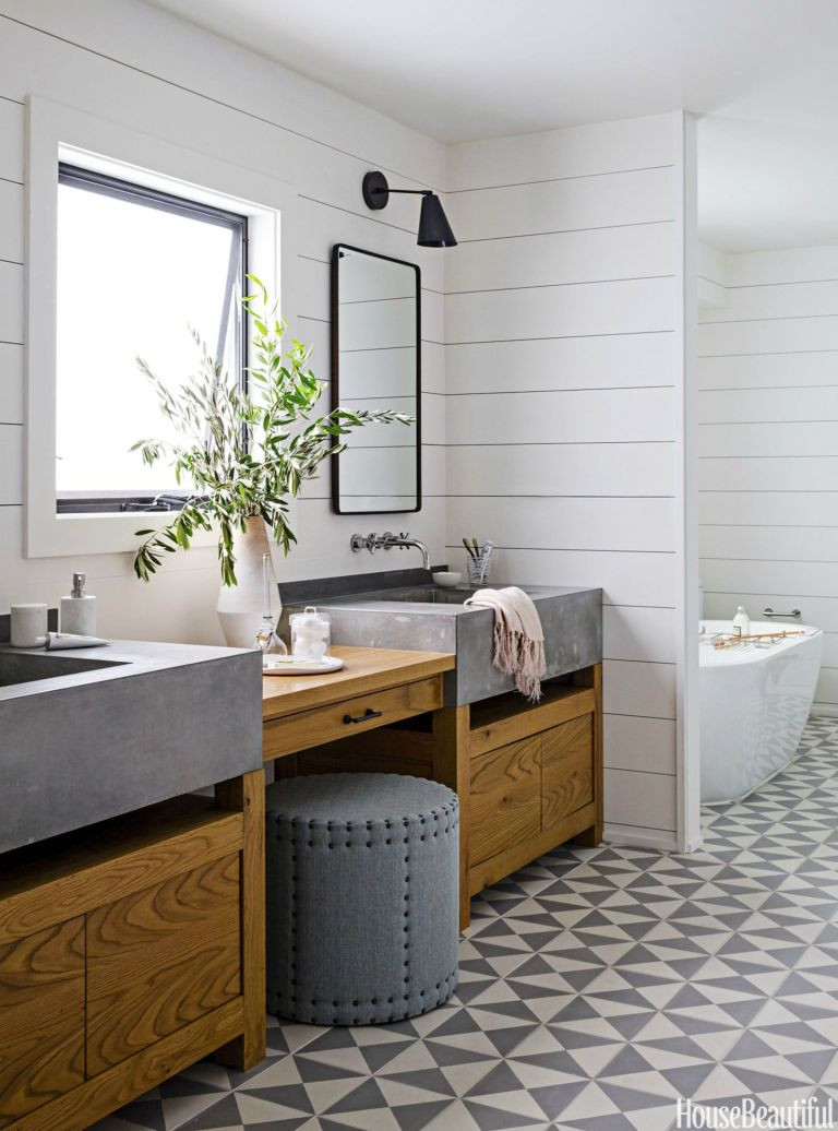 Best ideas about Modern Bathroom Ideas . Save or Pin Rustic Modern Bathroom Designs Now.