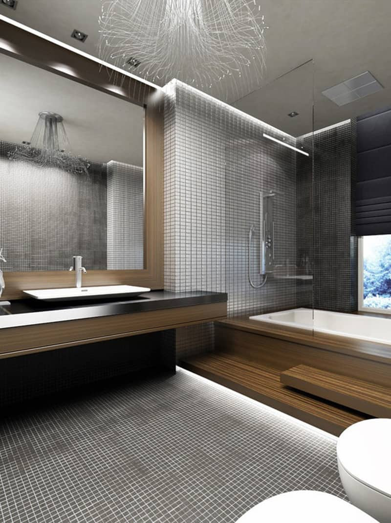 Best ideas about Modern Bathroom Ideas . Save or Pin How To Light Your Bathroom Right Now.