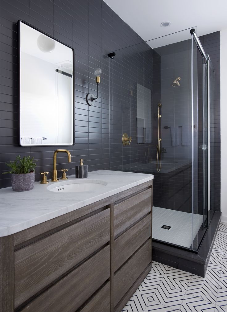 Best ideas about Modern Bathroom Ideas . Save or Pin Best 25 Modern bathrooms ideas on Pinterest Now.