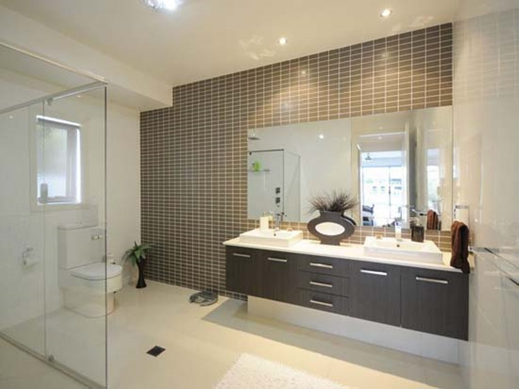 Best ideas about Modern Bathroom Ideas . Save or Pin Classic Bathroom – Deshouse Now.