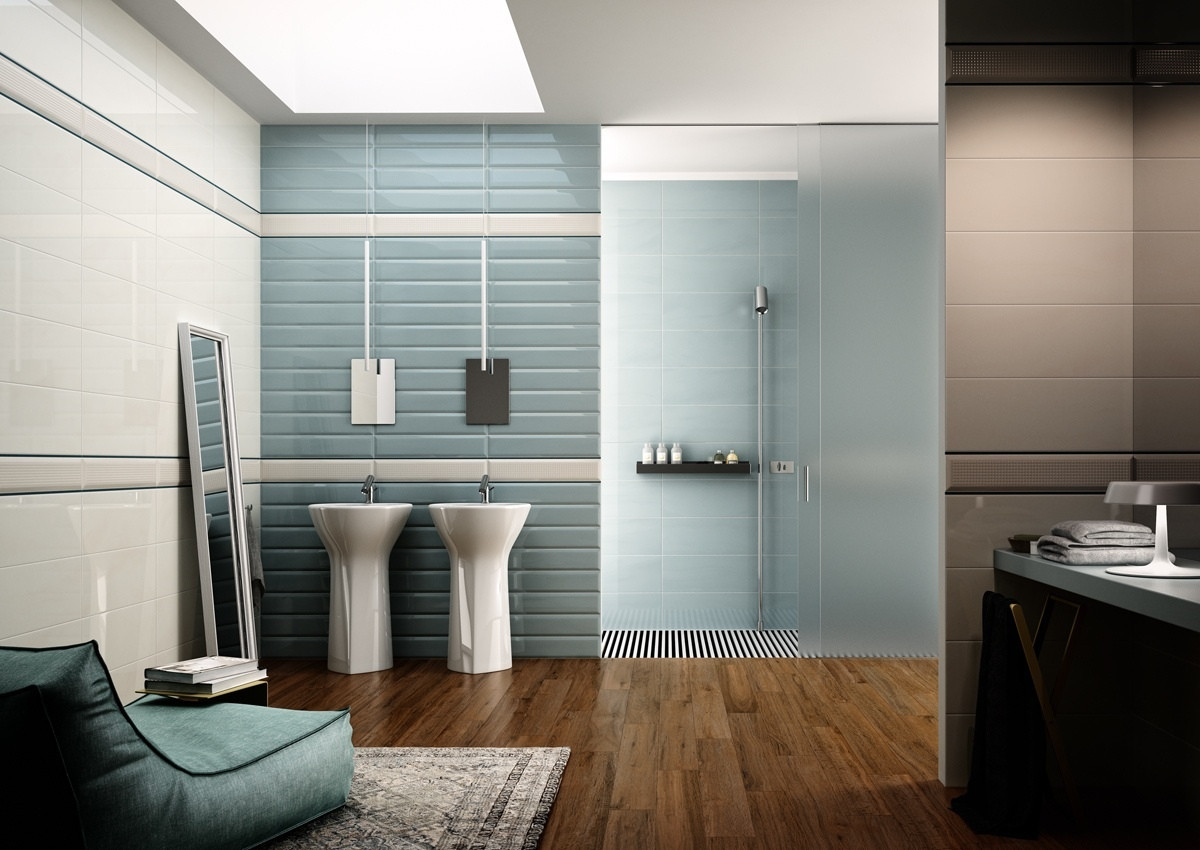 Best ideas about Modern Bathroom Ideas . Save or Pin Modern Bathrooms with Spa Like Appeal Now.