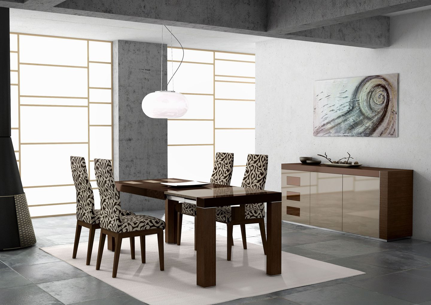 Best ideas about Modern Dining Room Chairs . Save or Pin Modern Dining Room Chairs Chosen for Stylish and Open Now.