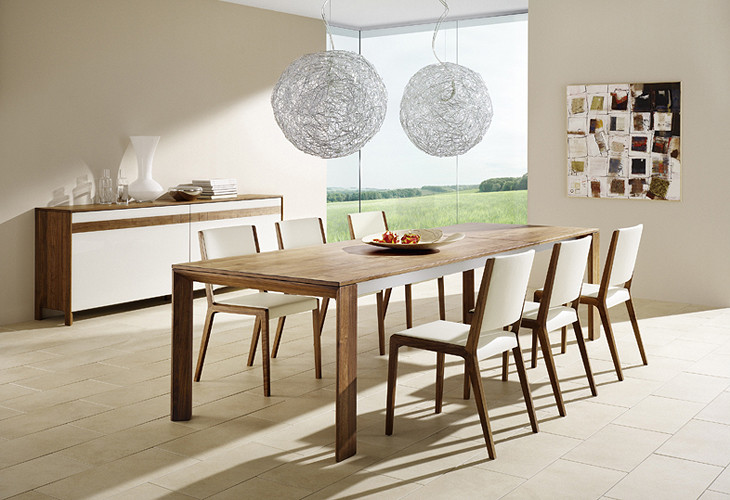 Best ideas about Modern Dining Room Chairs . Save or Pin Modern Dining Room Furniture Now.