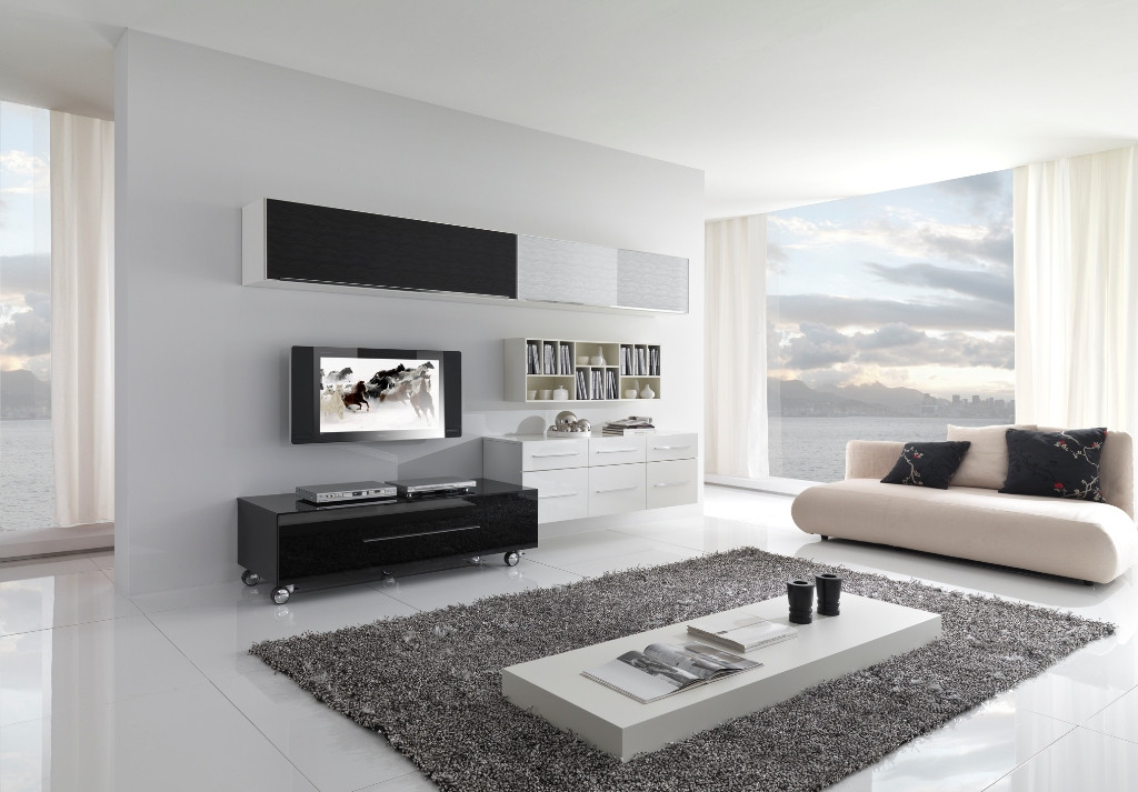 Best ideas about Modern Living Room Furniture Ideas . Save or Pin modern living room accessories furniture Now.