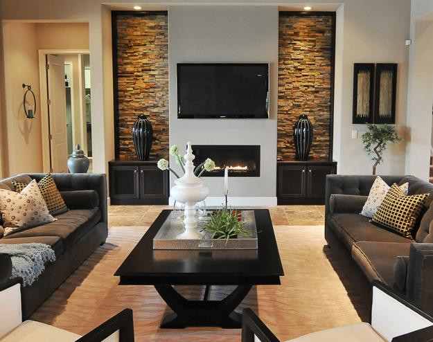 Best ideas about Modern Living Room Furniture Ideas . Save or Pin TV and Furniture Placement Ideas for Functional and Modern Now.