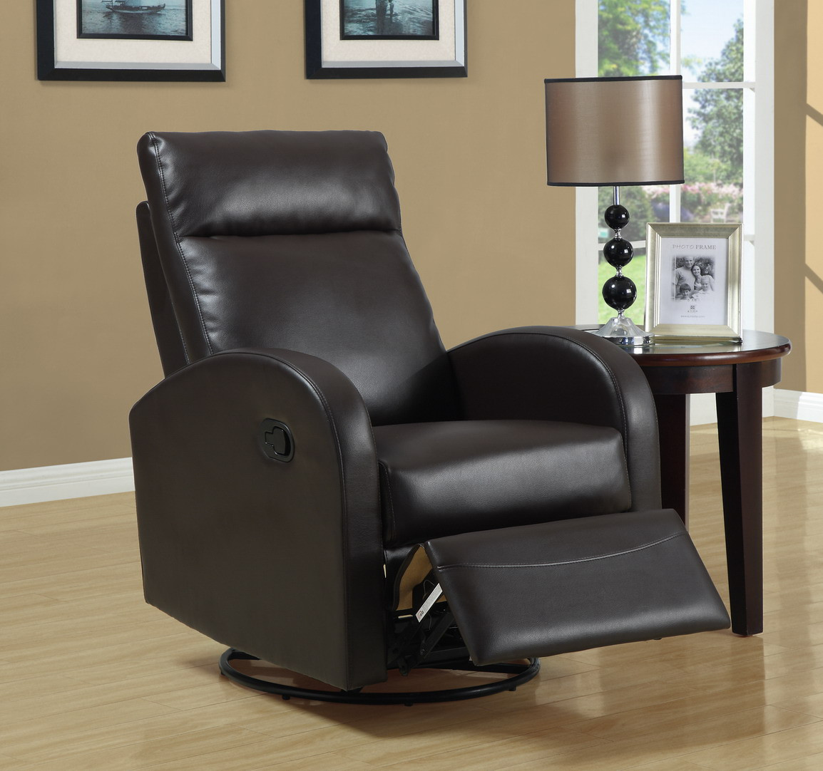 Best ideas about Modern Recliner Chair . Save or Pin Modern Recliner Chair with Leather Material Traba Homes Now.