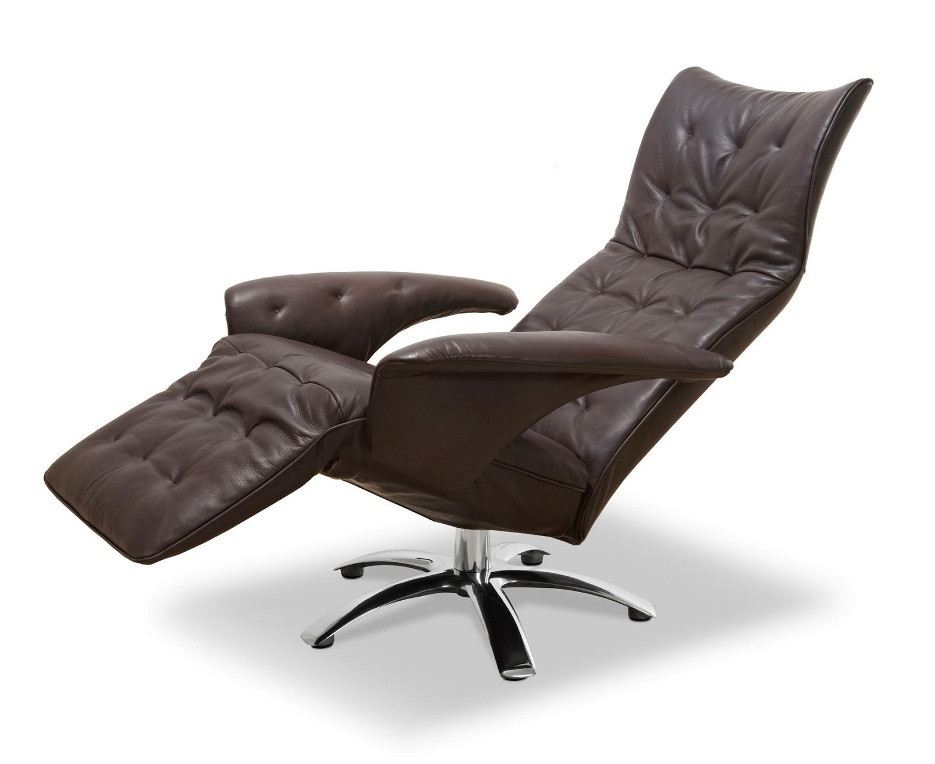 Best ideas about Modern Recliner Chair . Save or Pin Modern Recliner Chairs for Small Spaces Now.