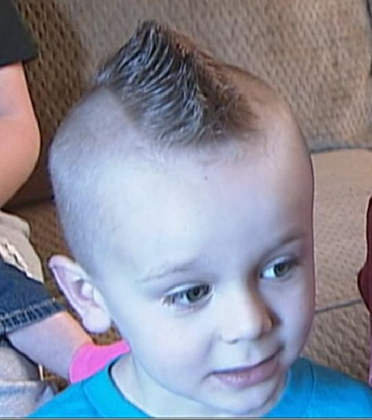 Best ideas about Mohawk Hairstyles For Kids . Save or Pin 24 Mohawk Haircut Now.