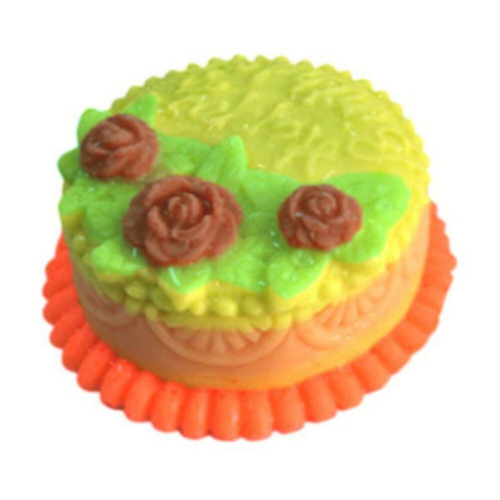 Best ideas about Moldy Birthday Cake . Save or Pin BIRTHDAY CAKE Quality Silicone Soap Candle Mould Mold Now.