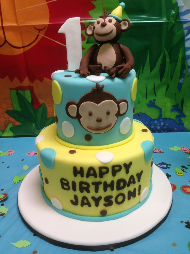 Best ideas about Monkey Birthday Cake . Save or Pin FREE Printable Little Monkey Birthday Invitation Template Now.