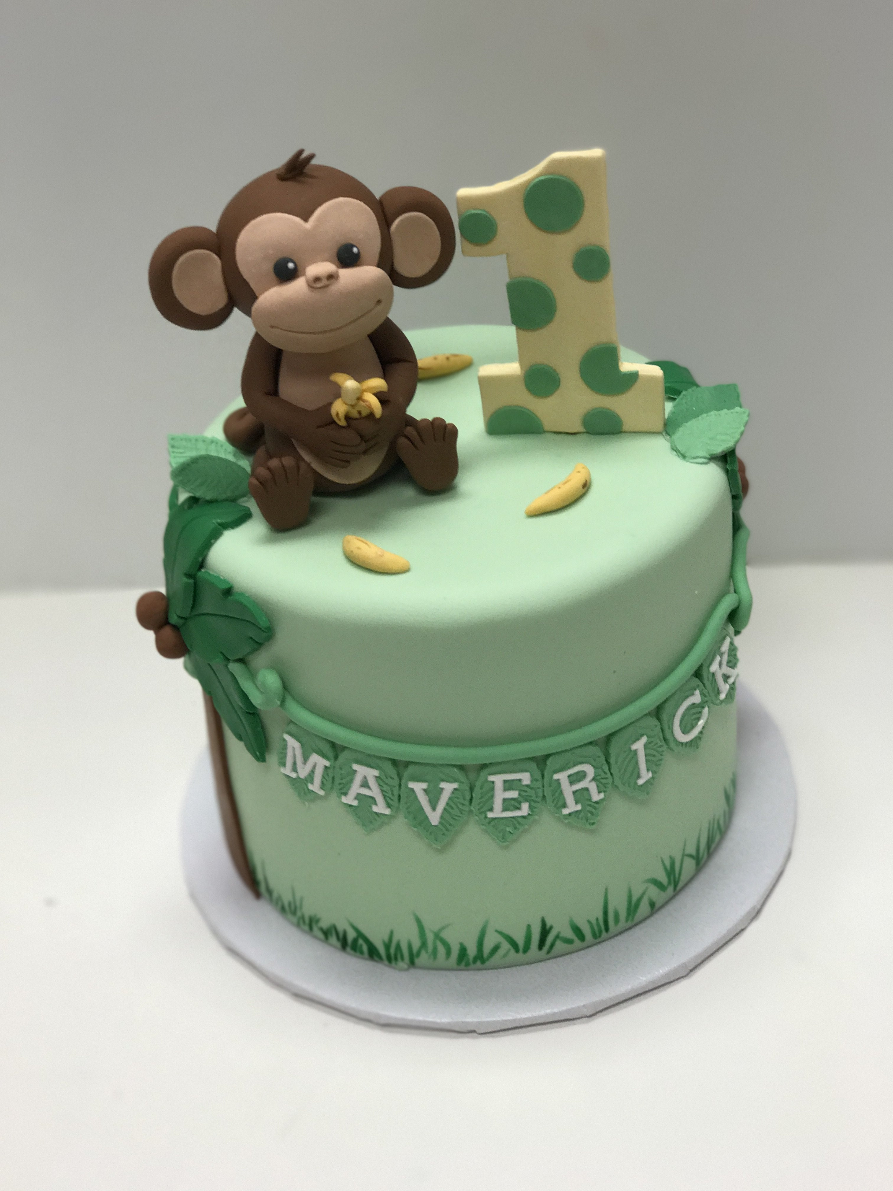 Best ideas about Monkey Birthday Cake . Save or Pin Specialty Now.