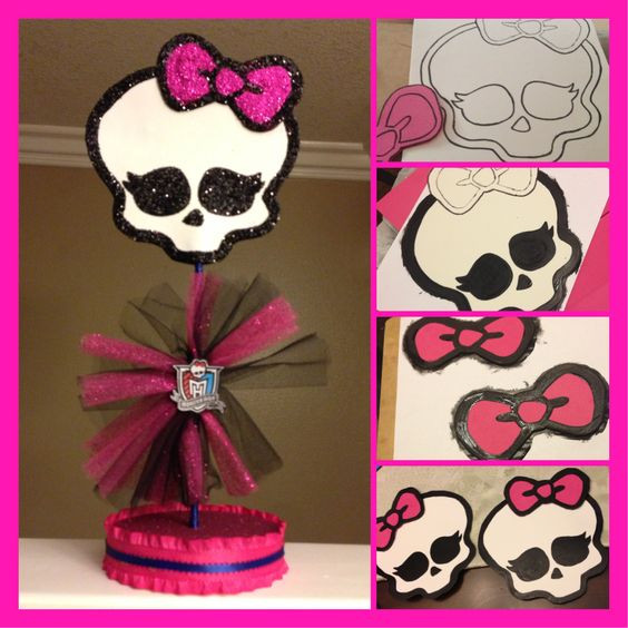 Best ideas about Monster High Birthday Decorations . Save or Pin Monster high Monsters and Themed birthday parties on Now.