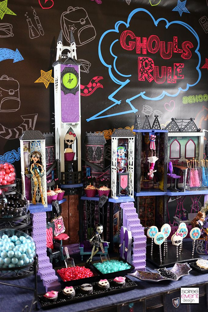 Best ideas about Monster High Birthday Party . Save or Pin Best 25 Monster high party ideas on Pinterest Now.