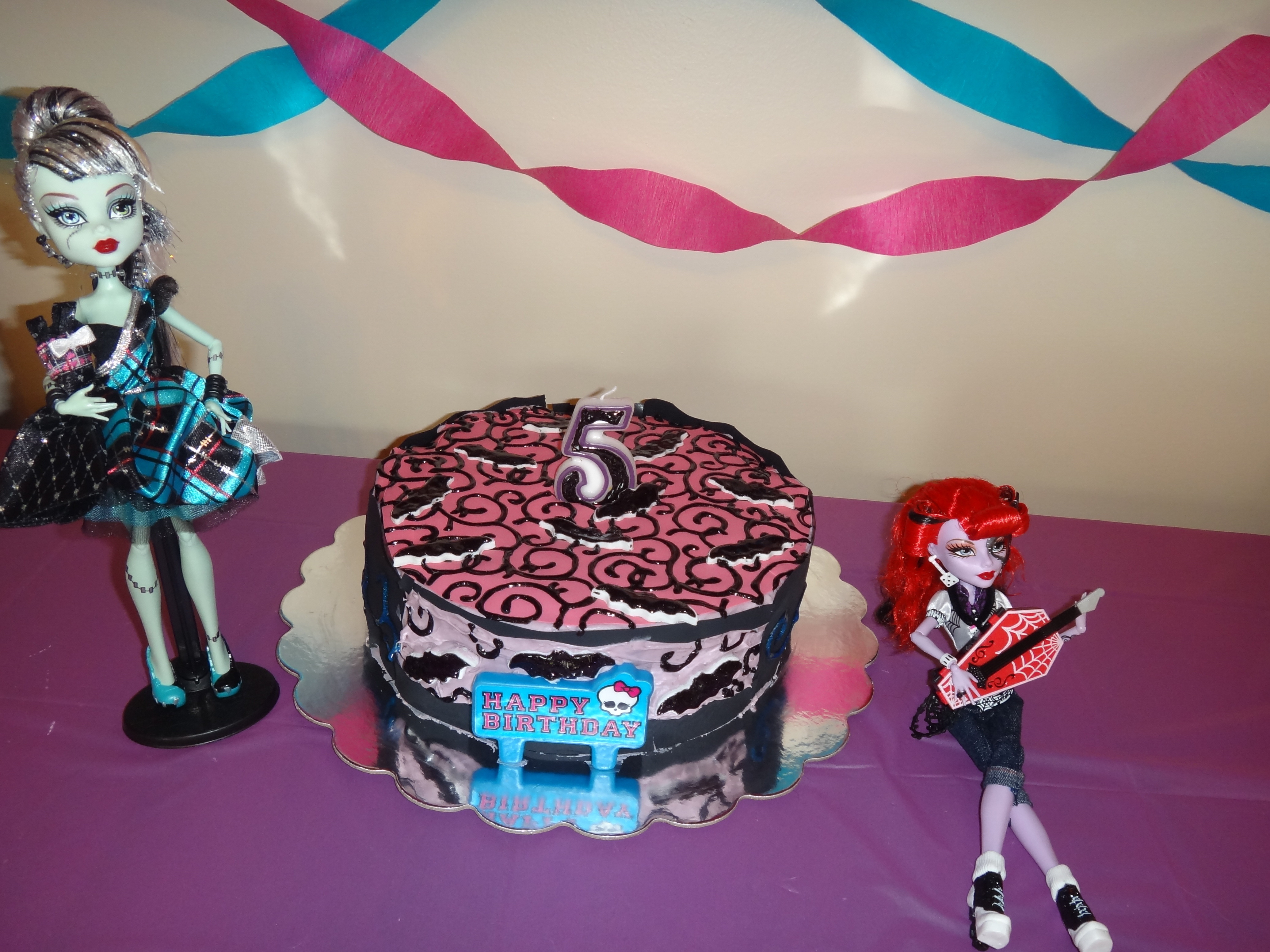 Best ideas about Monster High Birthday Party . Save or Pin Monster high birthday party Now.