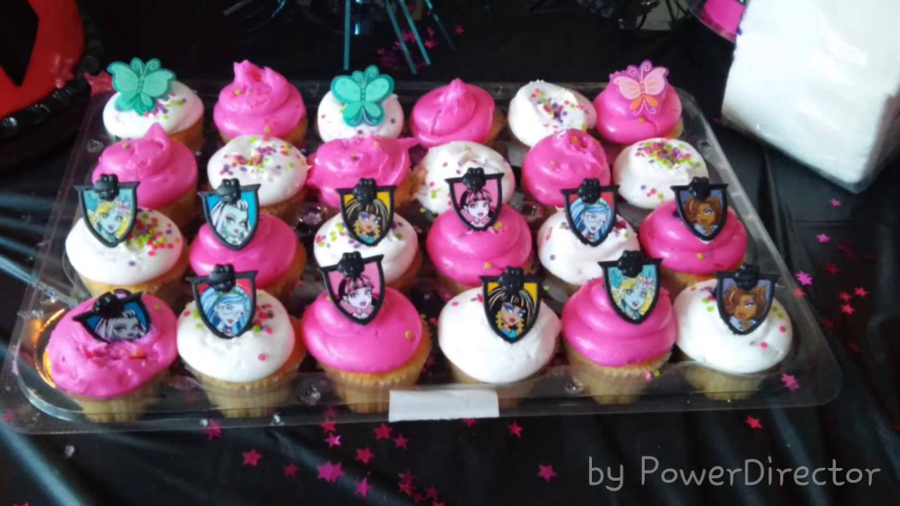 Best ideas about Monster High Birthday Party . Save or Pin Monster High Party Ideas Now.
