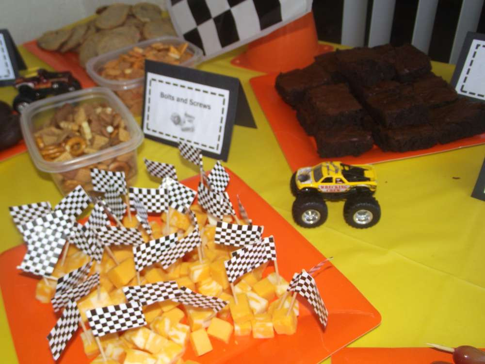 Best ideas about Monster Jam Birthday Party . Save or Pin Monster Jam Birthday Party Ideas 1 of 63 Now.