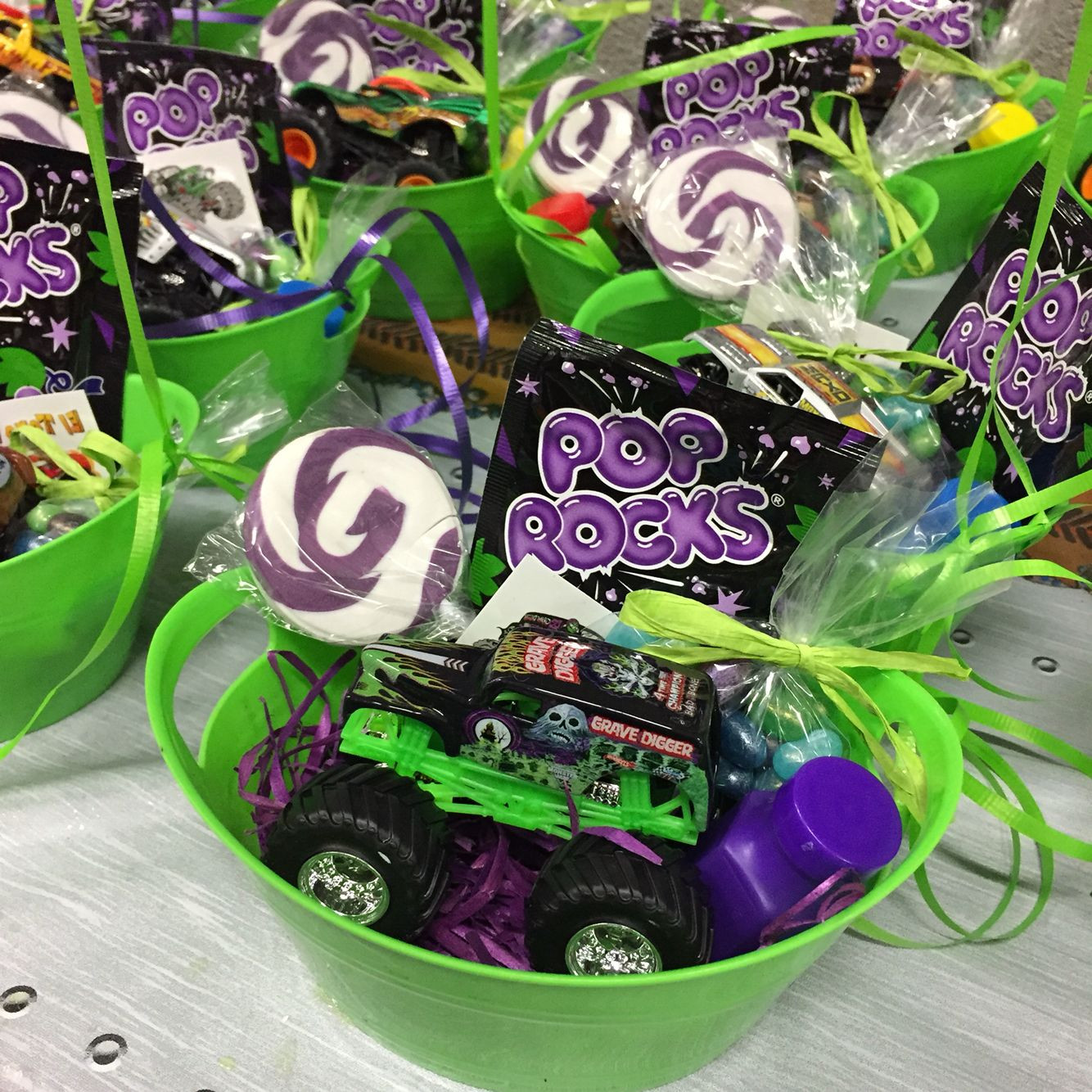 Best ideas about Monster Jam Birthday Party . Save or Pin Monster Jam party favor Monster Jam Birthday Now.