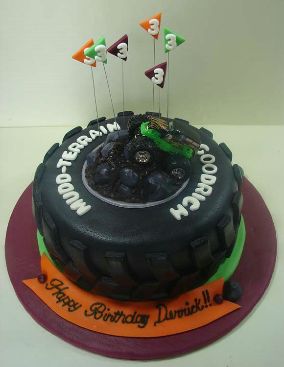 Best ideas about Monster Truck Birthday Cake . Save or Pin 293 best Birthday Cake Ideas images on Pinterest Now.