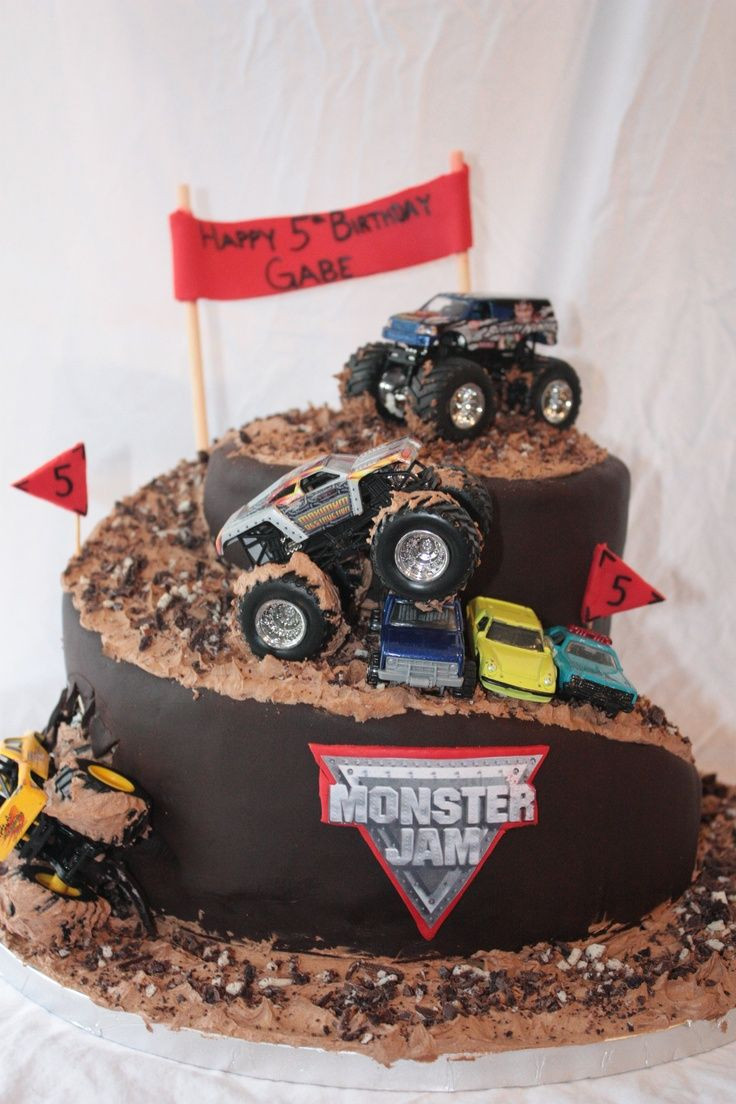 Best ideas about Monster Truck Birthday Cake . Save or Pin Best 25 Monster truck birthday cake ideas on Pinterest Now.