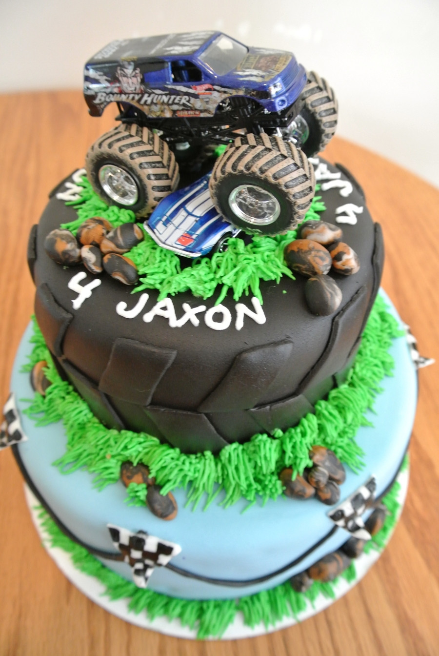 Best ideas about Monster Truck Birthday Cake . Save or Pin Monster Truck Birthday CakeCentral Now.