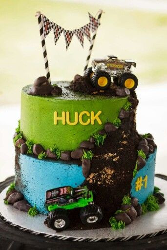 Best ideas about Monster Truck Birthday Cake . Save or Pin Top 25 best Monster truck cakes ideas on Pinterest Now.