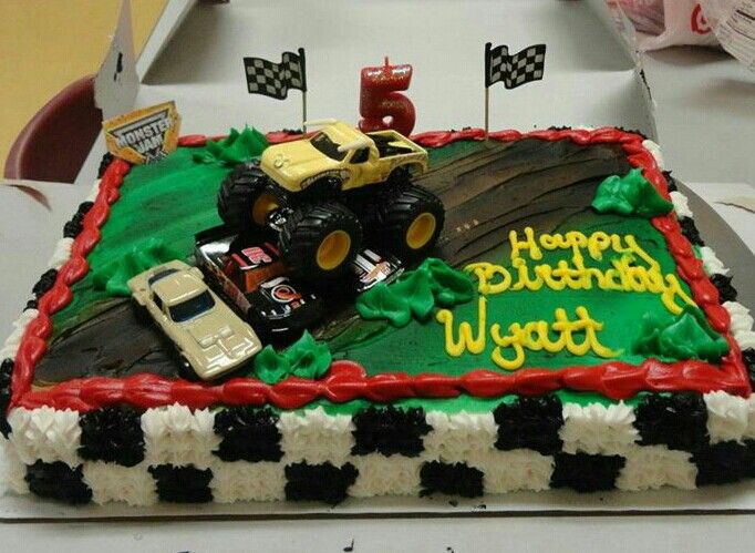 Best ideas about Monster Truck Birthday Cake . Save or Pin Best 25 Monster truck cakes ideas on Pinterest Now.