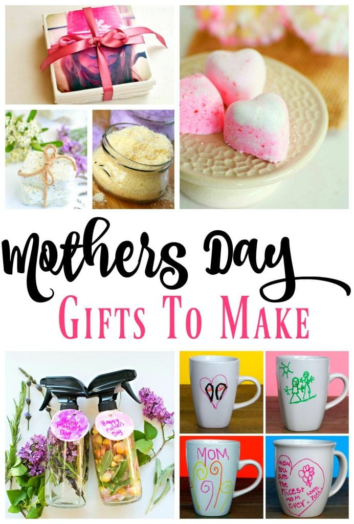 Best ideas about Mother Day Gifts DIY . Save or Pin DIY Mothers Day Gift Ideas Now.