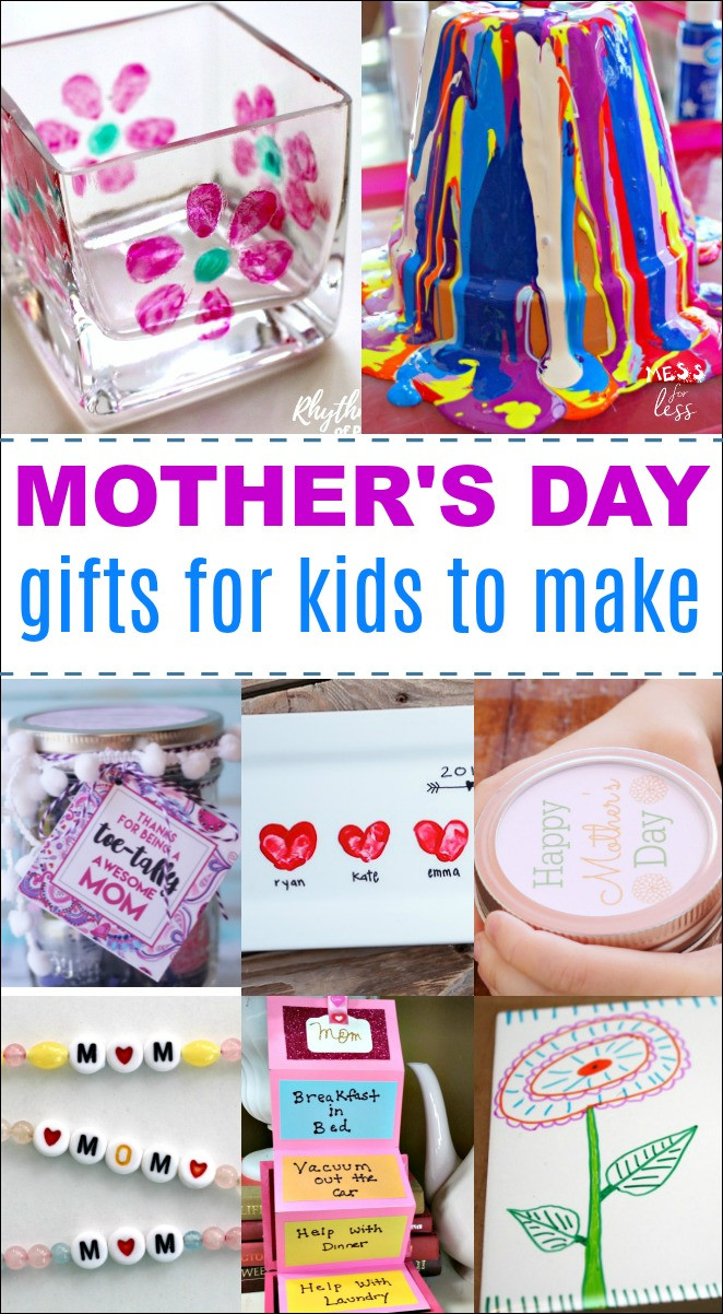 Best ideas about Mother Day Gifts DIY . Save or Pin DIY Mother s Day Gifts Mess for Less Now.