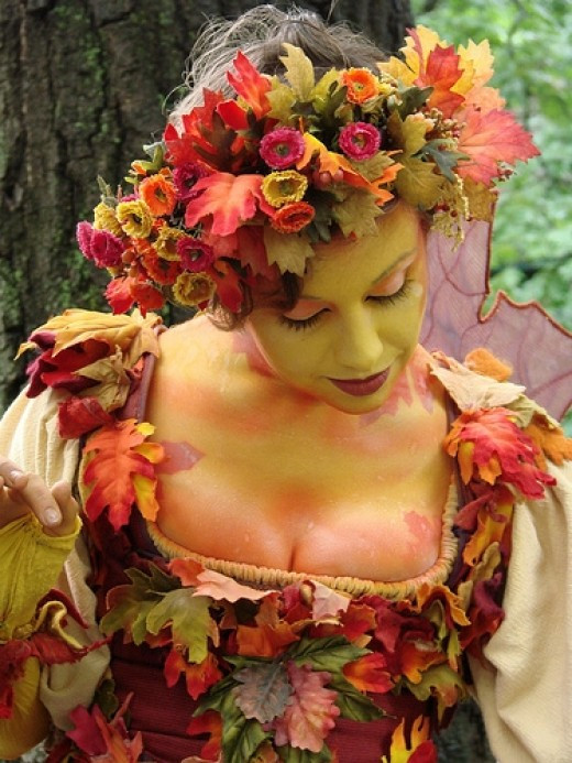 Best ideas about Mother Nature Costume DIY . Save or Pin Mother Earth Costumes and Mother Nature Costume Ideas Now.