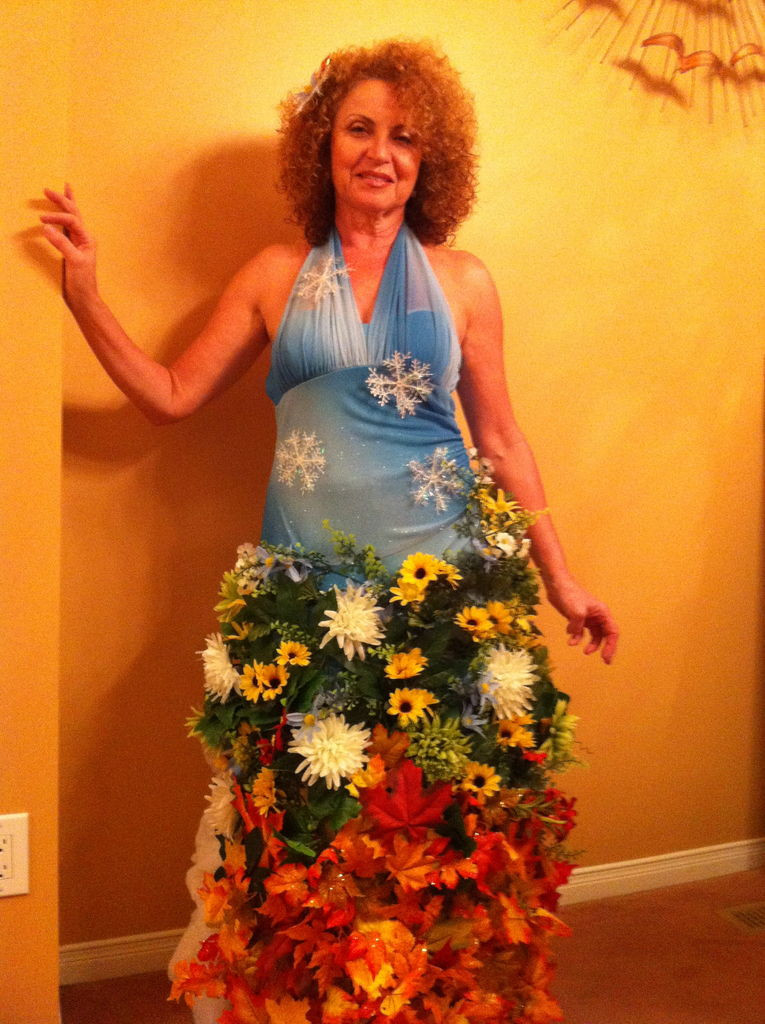 Best ideas about Mother Nature Costume DIY . Save or Pin Mother Nature Costume Now.