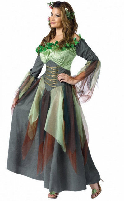 Best ideas about Mother Nature Costume DIY . Save or Pin Halloween goes green with fantastic DIY costumes you can Now.
