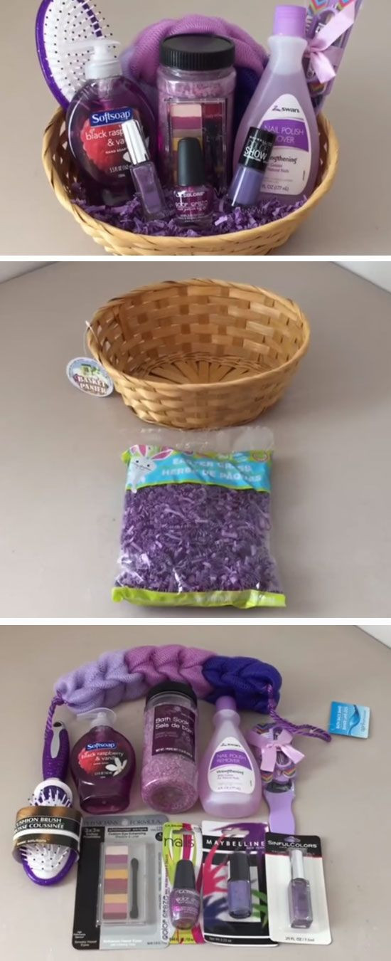 Best ideas about Mother'S Day Gift Basket Ideas . Save or Pin 16 DIY Mothers Day Gift Basket Ideas for2017 Now.