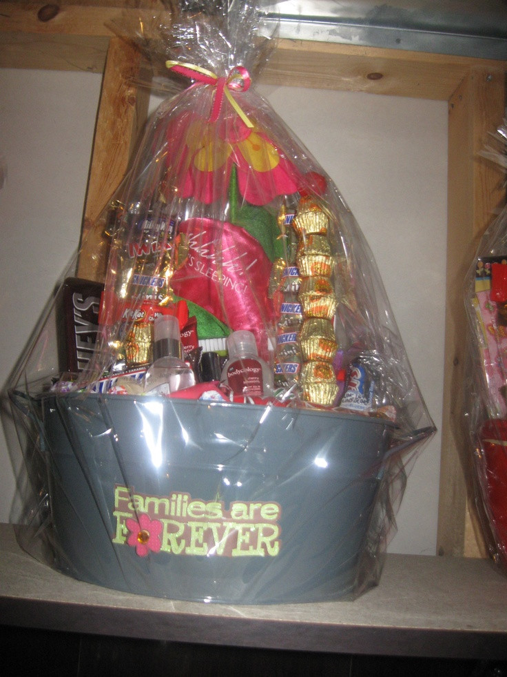 Best ideas about Mother'S Day Gift Basket Ideas . Save or Pin 19 best Mother s Day Healthy Gift Baskets images on Now.