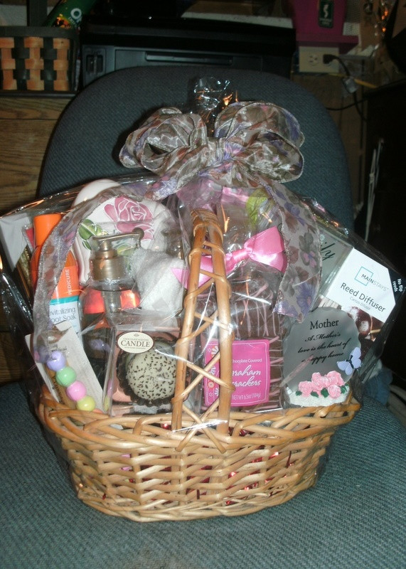 Best ideas about Mother'S Day Gift Basket Ideas . Save or Pin Mother s Day Gift Basket Now.