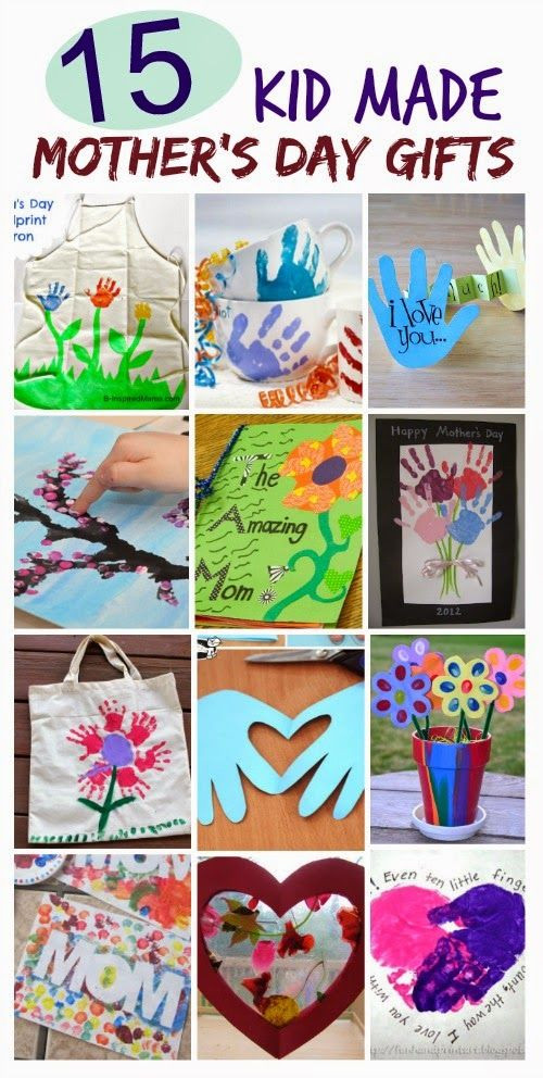 Best ideas about Mother'S Day Gift Ideas From Kids . Save or Pin Gifts for Mom Now.