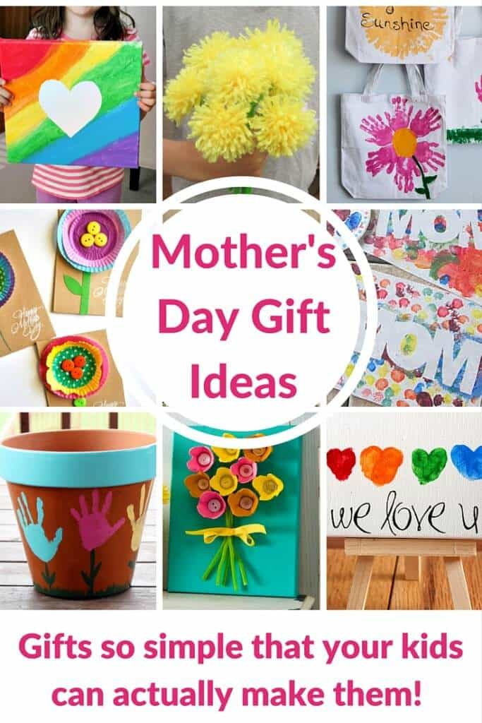 Best ideas about Mother'S Day Gift Ideas From Kids . Save or Pin Cute Handprint and Footprint Crafts Princess Pinky Girl Now.