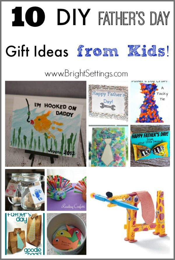 Best ideas about Mother'S Day Gift Ideas From Kids . Save or Pin 10 DIY Father s Day Gift Ideas from Kids — keep the kids Now.
