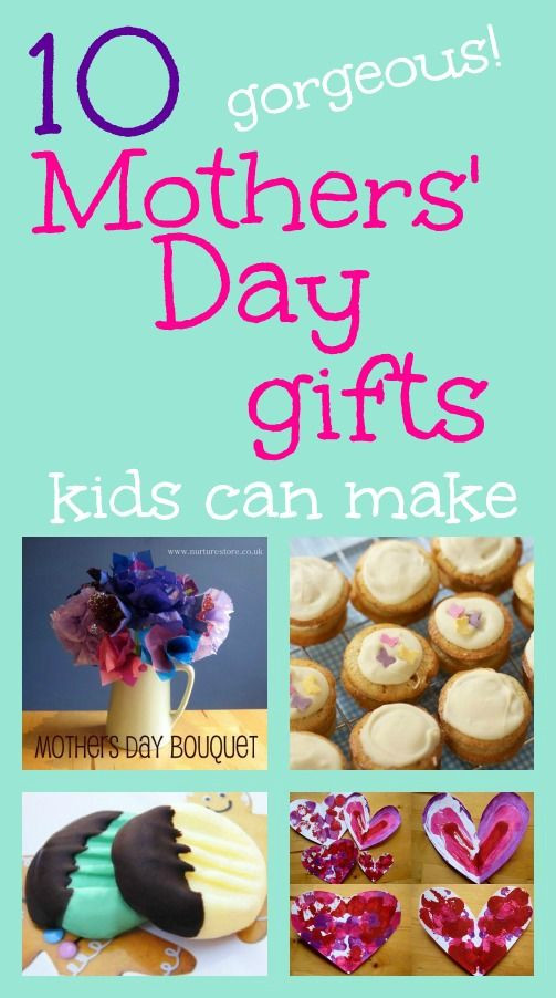 Best ideas about Mother'S Day Gift Ideas From Kids . Save or Pin 41 best images about Mother s Day Gift Ideas on Pinterest Now.